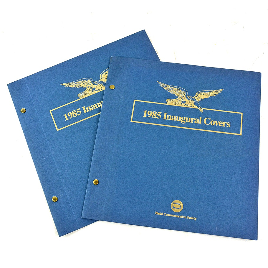 1985 Presidential Inaugural Cover Sets