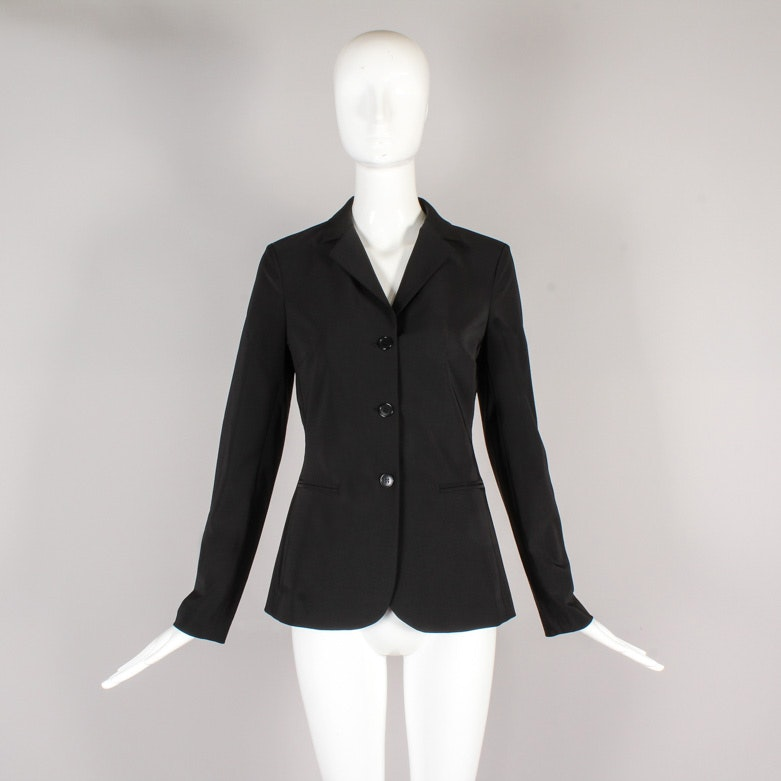 Theory for Bergdorf Goodman Fitted Jacket