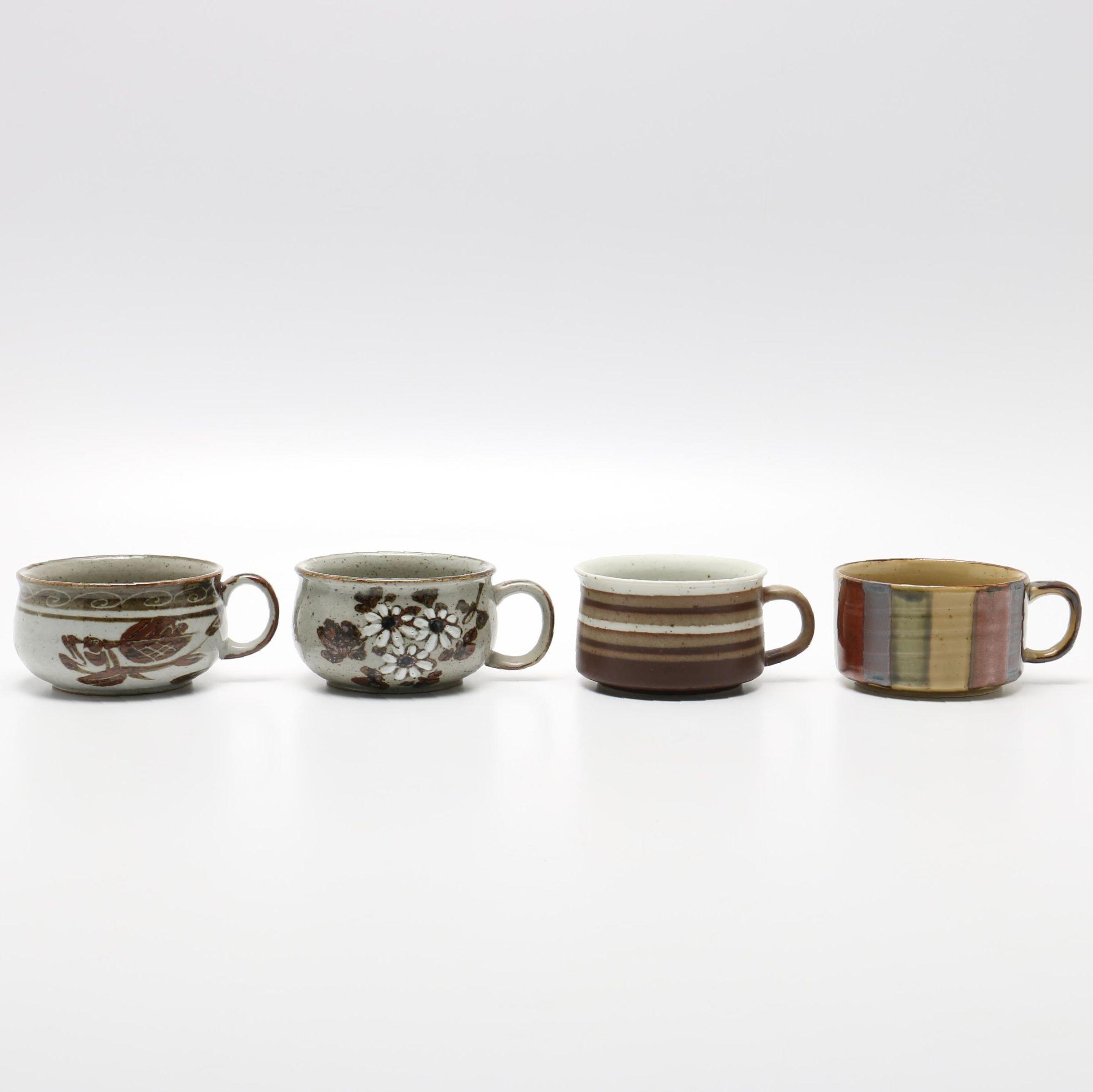 Studio Stoneware Chowder Mugs