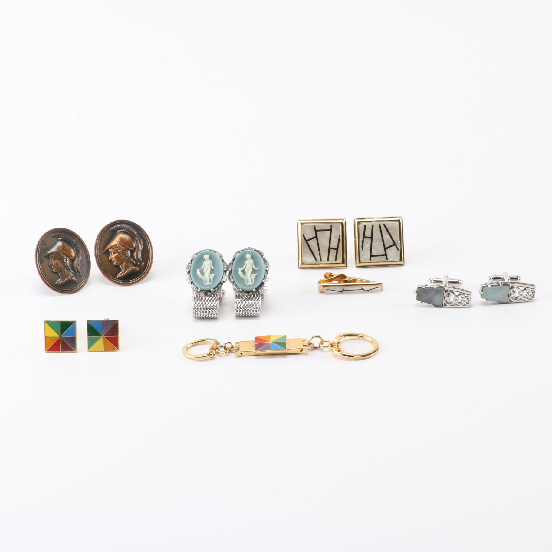 Cufflinks and Other Accessories