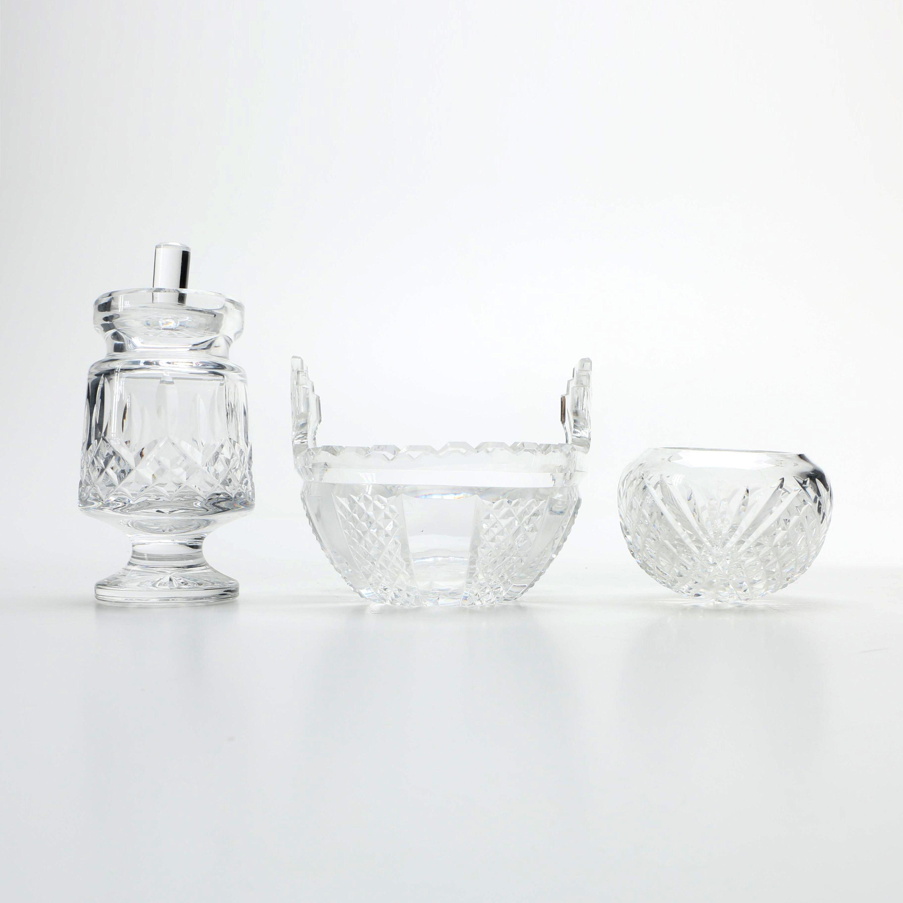 Crystal Decor Pieces