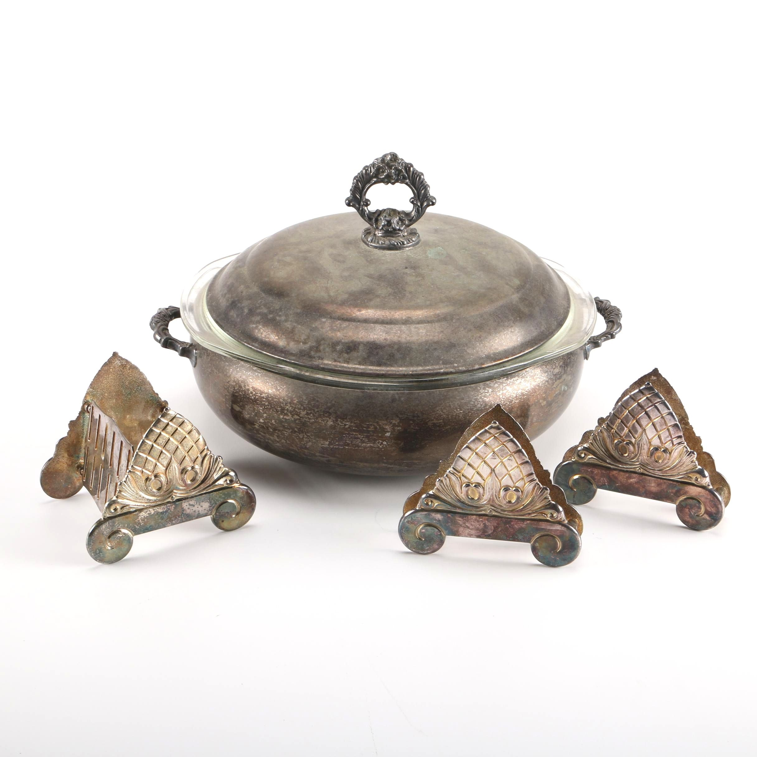 Sheffield Silver Plated Collection