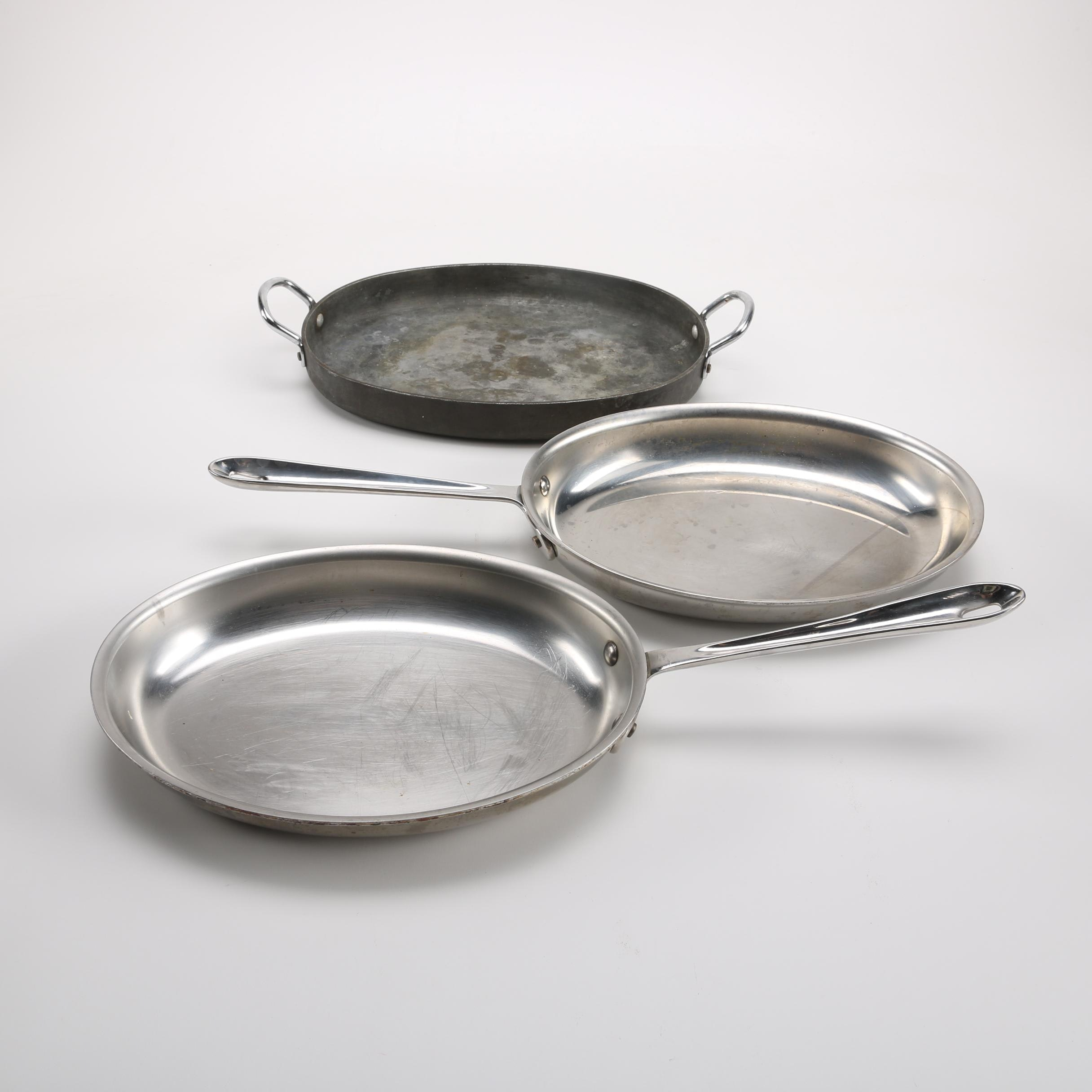 Collection of Skillets