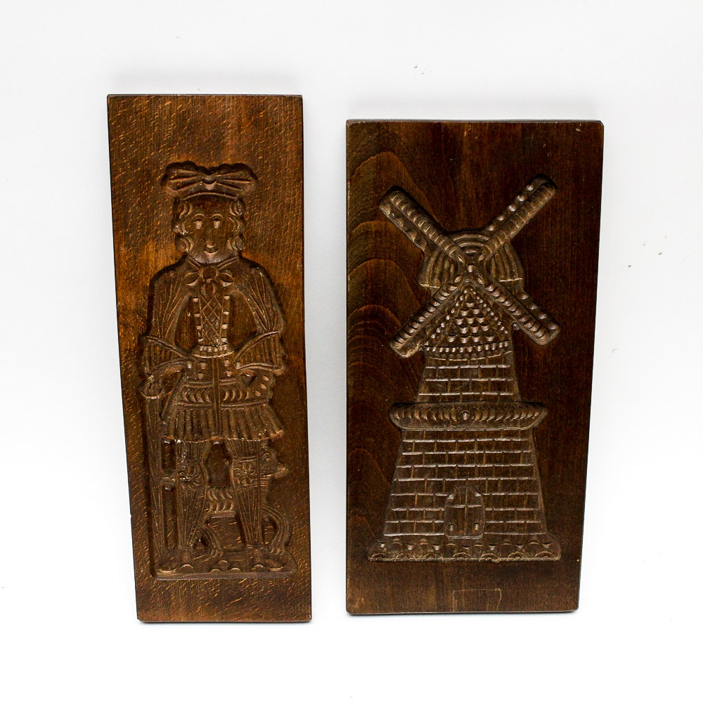 Decorative Wooden Carvings