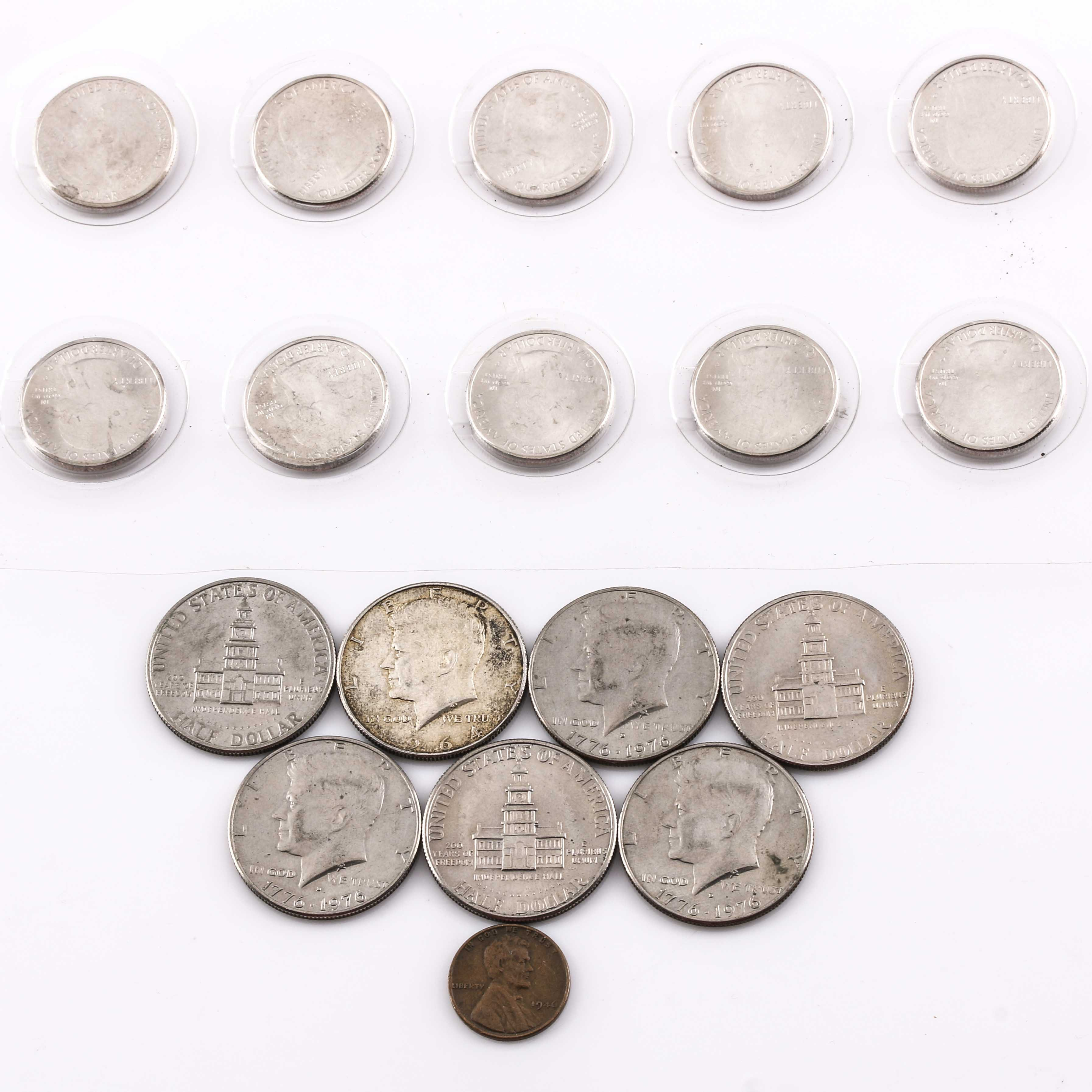 Assortment of U.S. Coins
