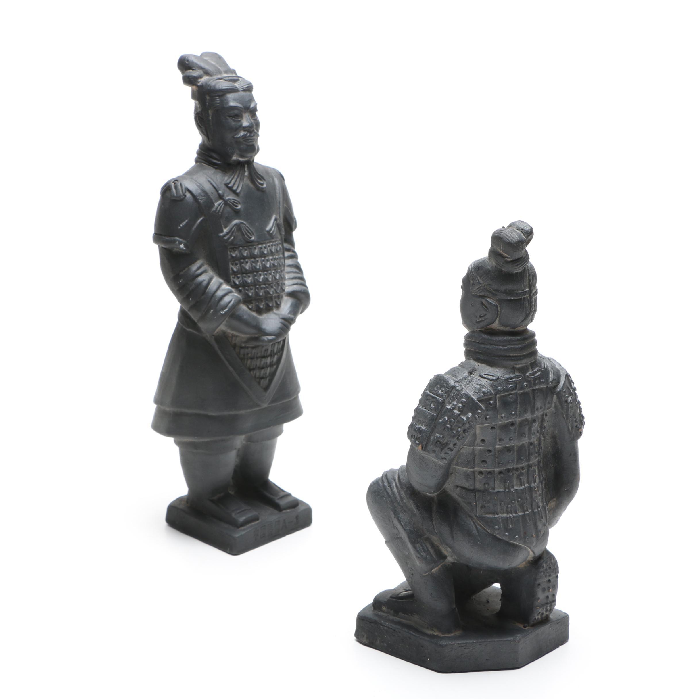 Reproduction Qin Shi Huangdi's Terra Cotta Warriors