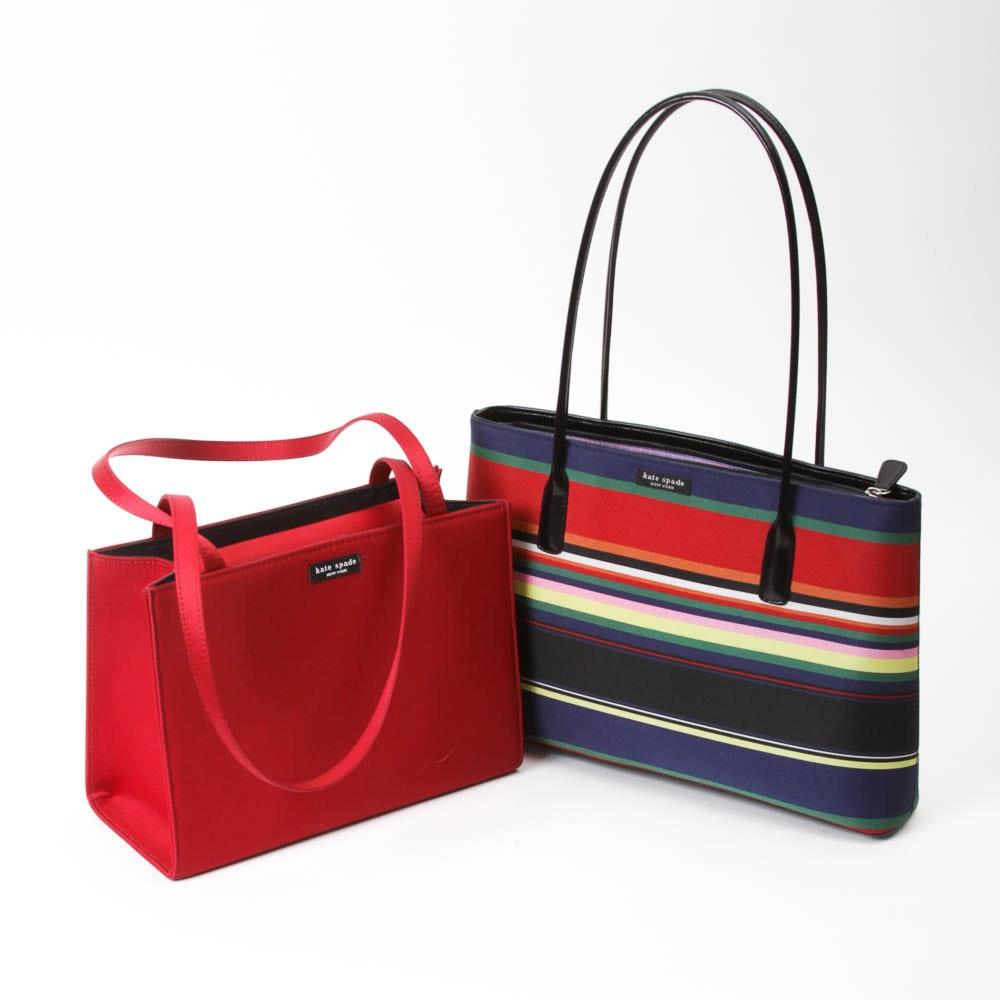Pair of Kate Spade Handbags