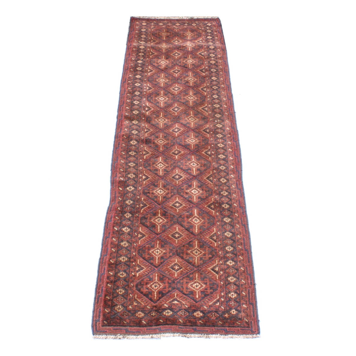 Handwoven Northeast Persian Baluch Runner