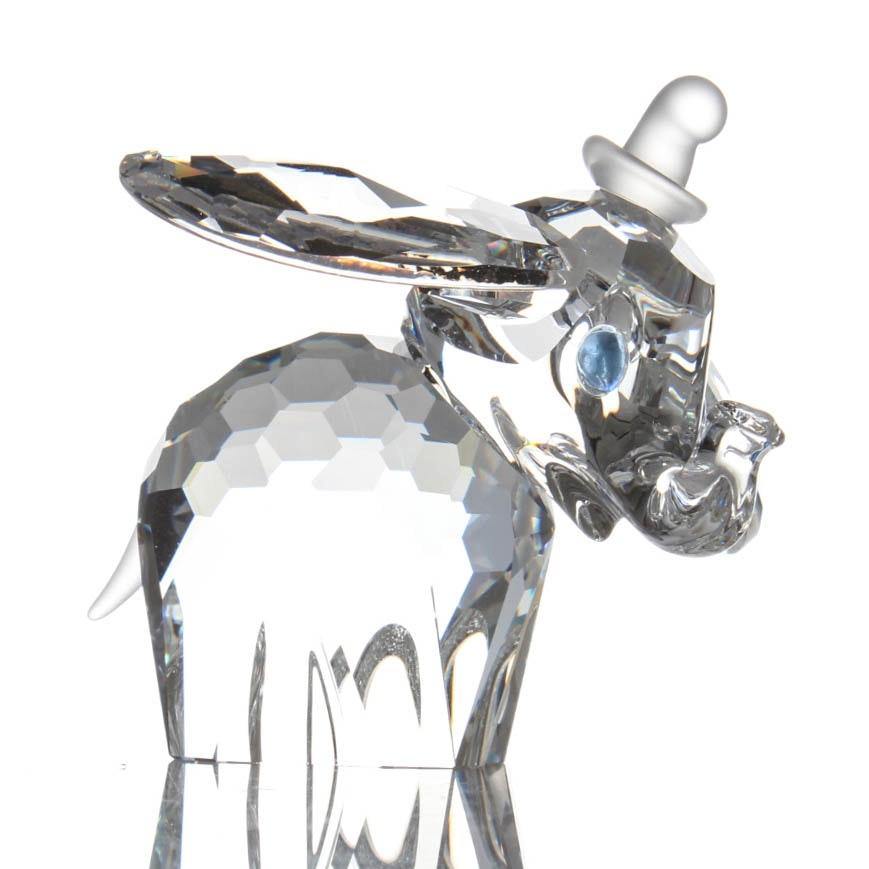 """Swarovski Crystal Disney """"Dumbo"""" Elephant"""