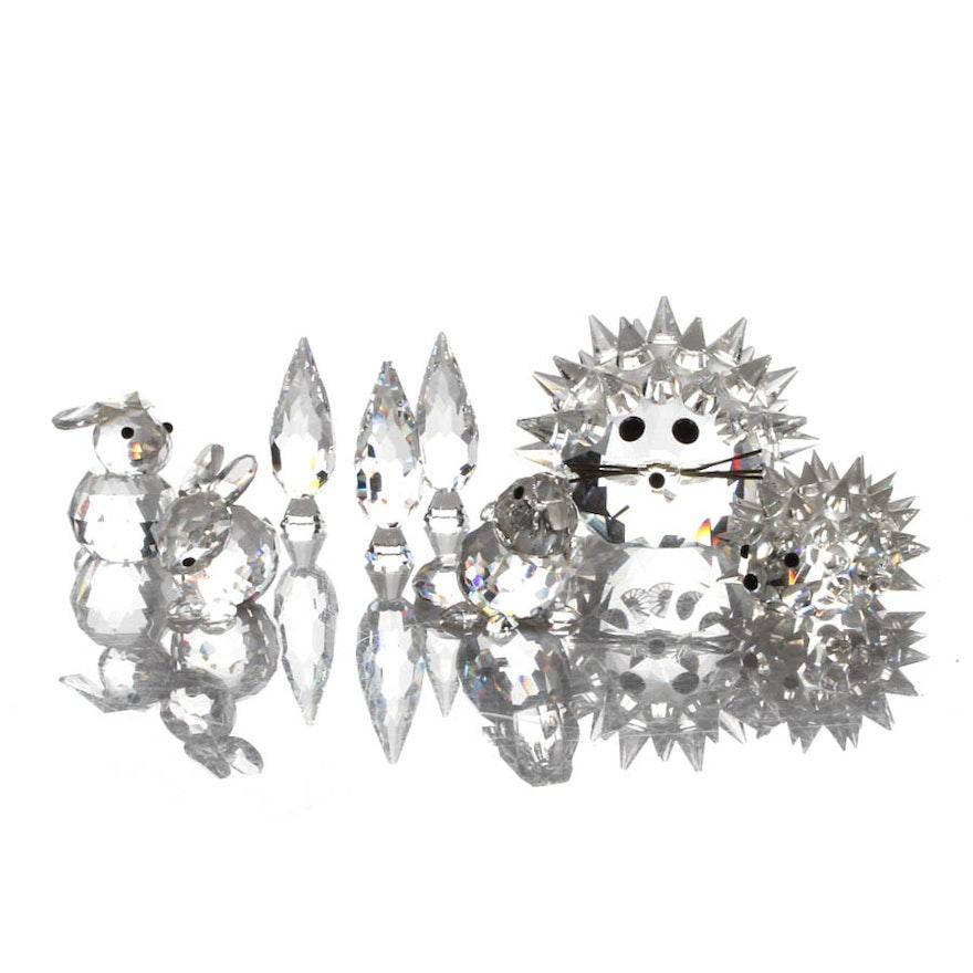 4976714a7 Swarovski Crystal Creature Figurines : EBTH