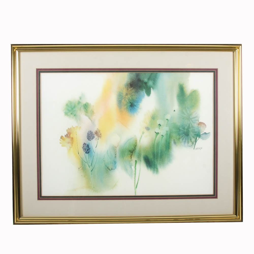 Nechis Nature Offset Lithograph