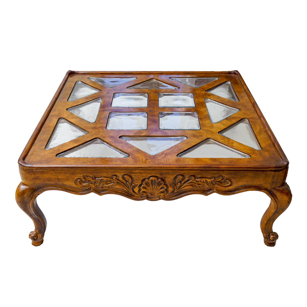 Lovely Drexel Heritage Coffee Table ...