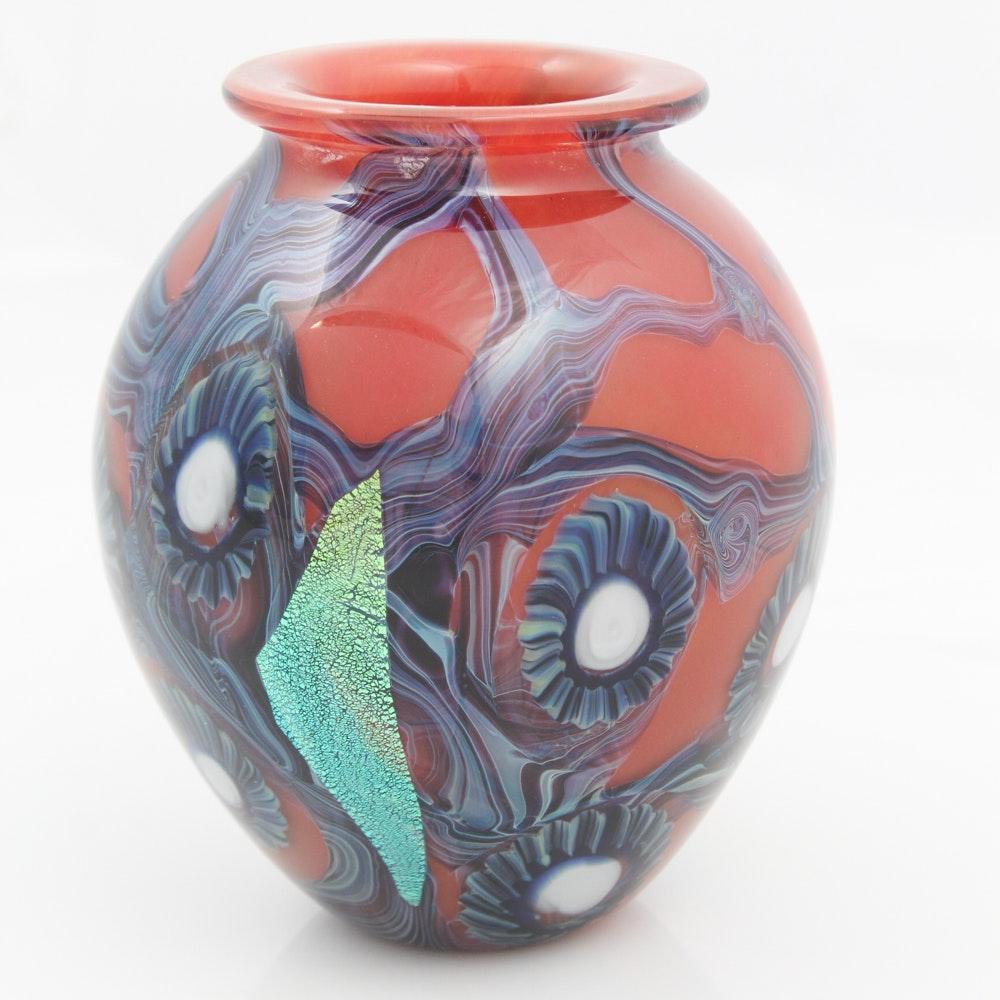 Eickholt Glass Vase