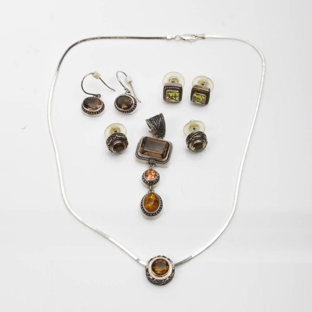 Lori Bonn Sterling Silver Jewelry Collection