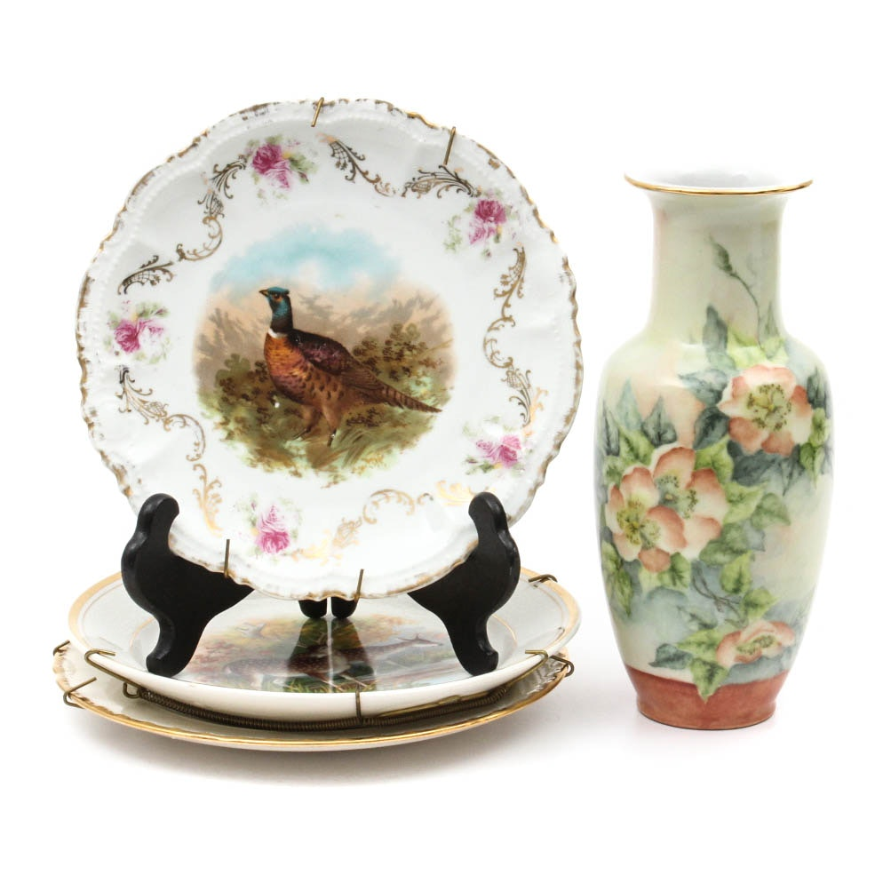 Decorative China Assortment
