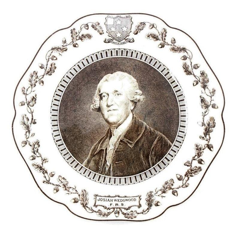 Wedgwood Commemorative Plate