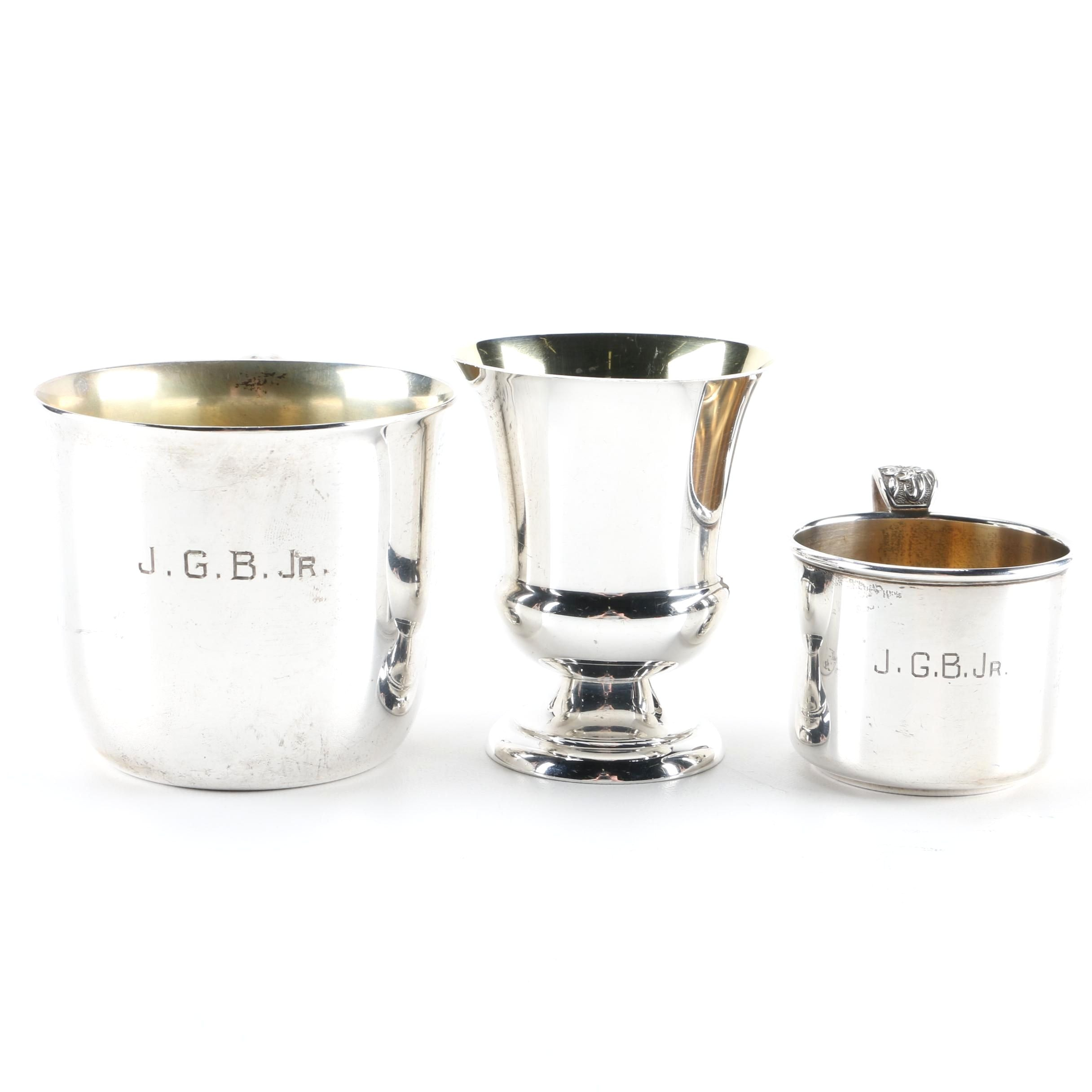 International Silver Co. Sterling Cups