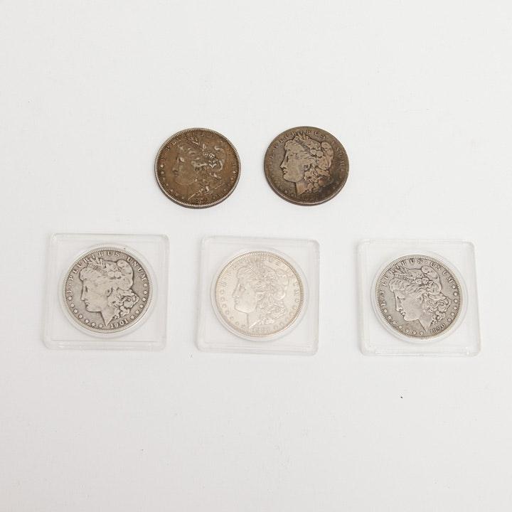 Morgan Dollars Collection