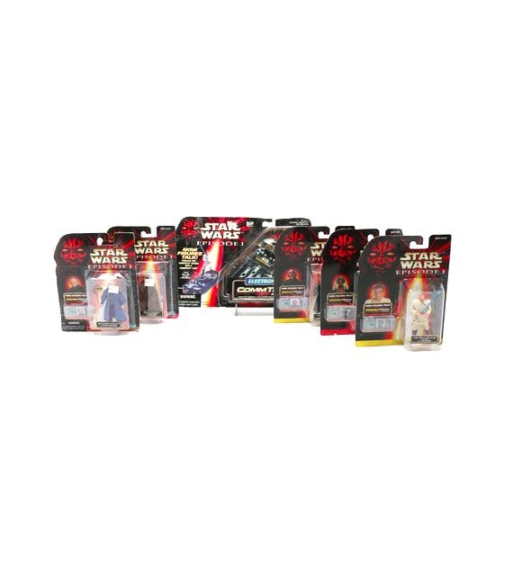 """""""Star Wars Episode I"""" Toy Collection"""