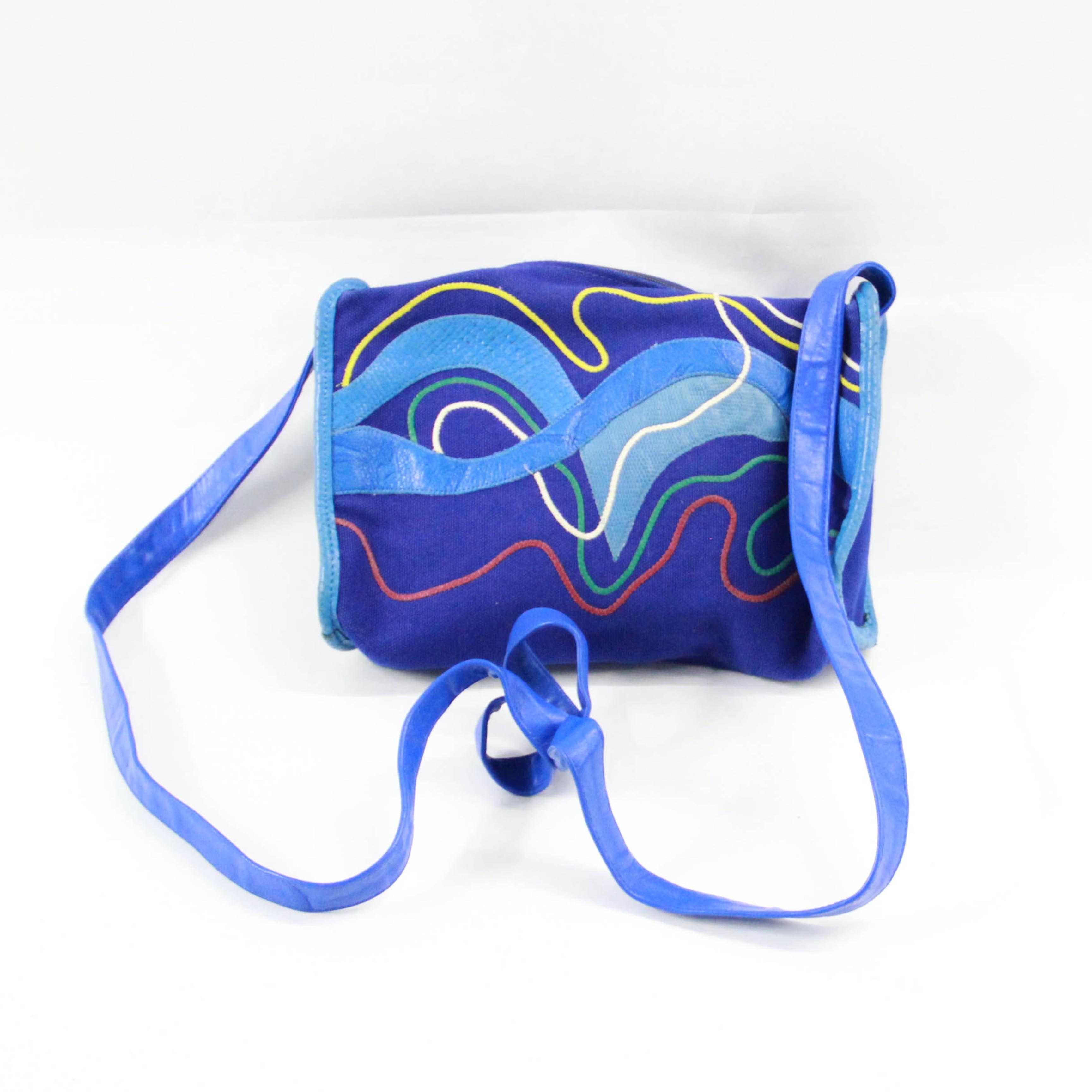 Vintage Carlos Falchi Handbag