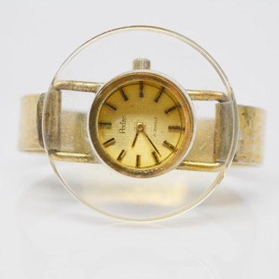 Vintage Pedre Lucite Women's Watch