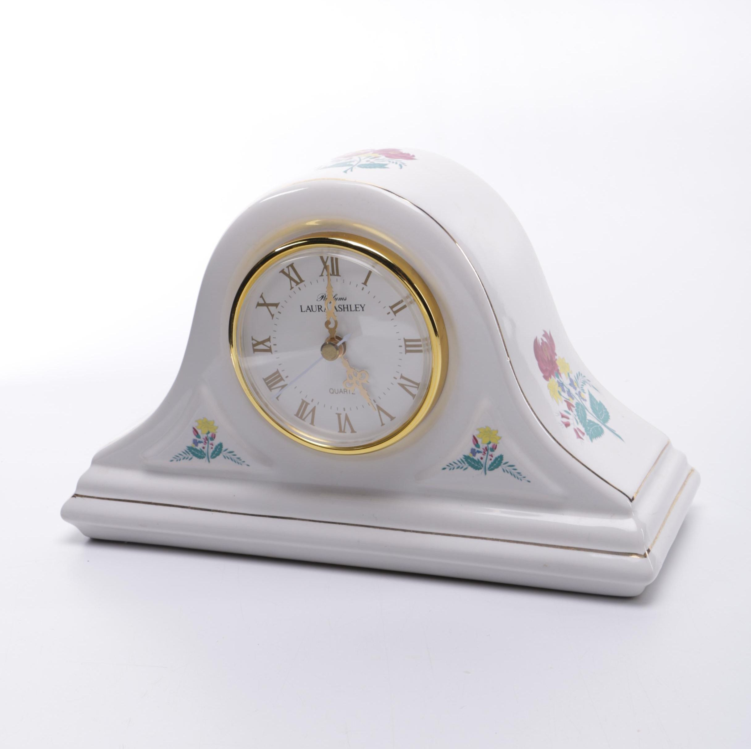 Laura Ashley Mantel Clock