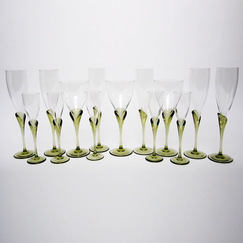 Collection of Rosenthal Stemware