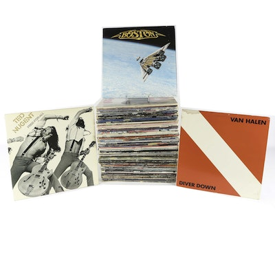 Fleetwood Mac, Springsteen, Joe Walsh and Other Classic Rock LPs
