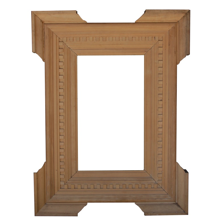 Natural Pine Picture Frame