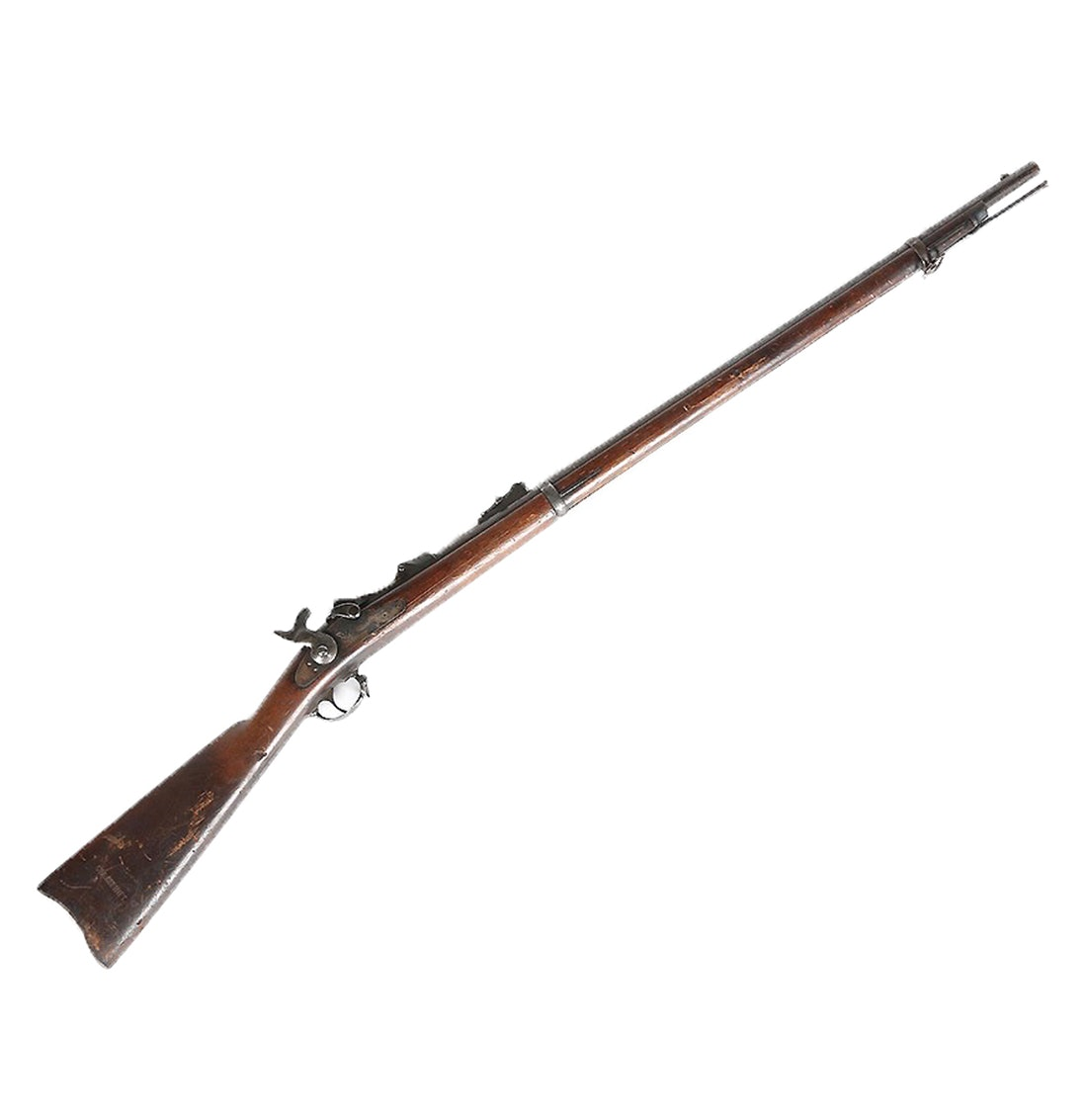 1879 Springfield Model 1873 Rifle