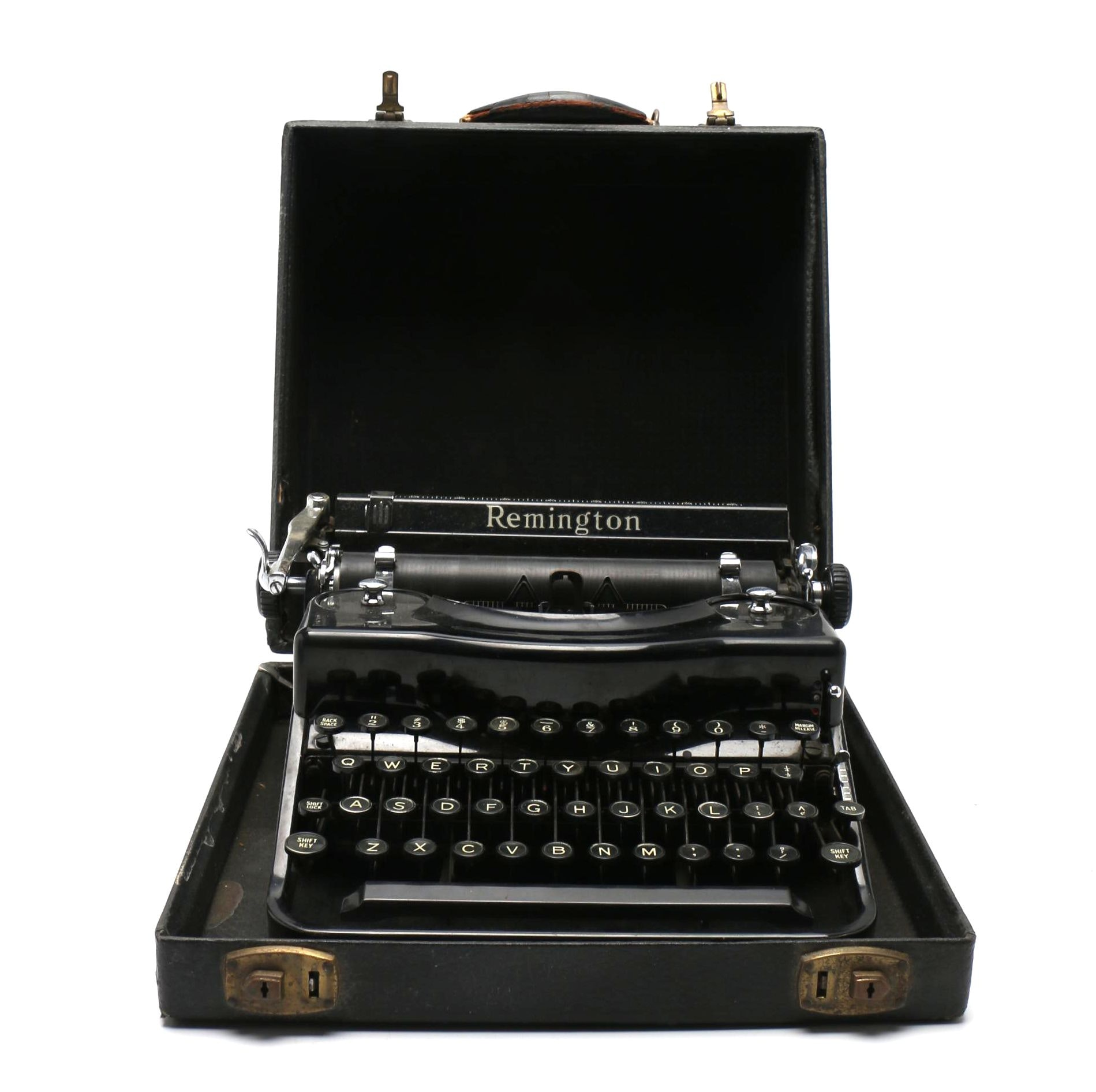 Vintage Remington Model 1 Typewriter