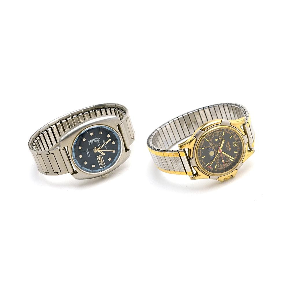 Speidel Wristwatch and Signal Wristwatch