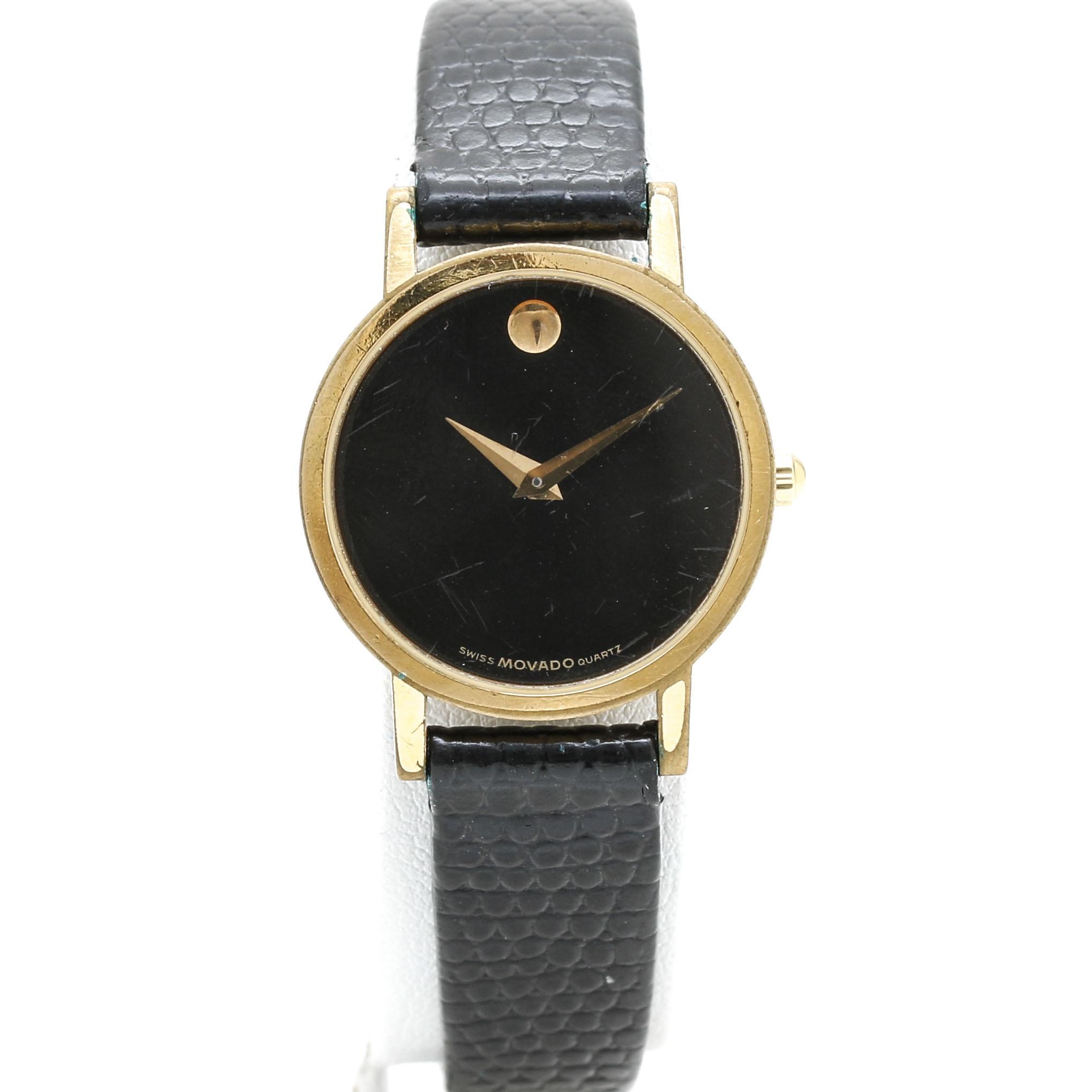 Movado Museum Dial Wristwatch