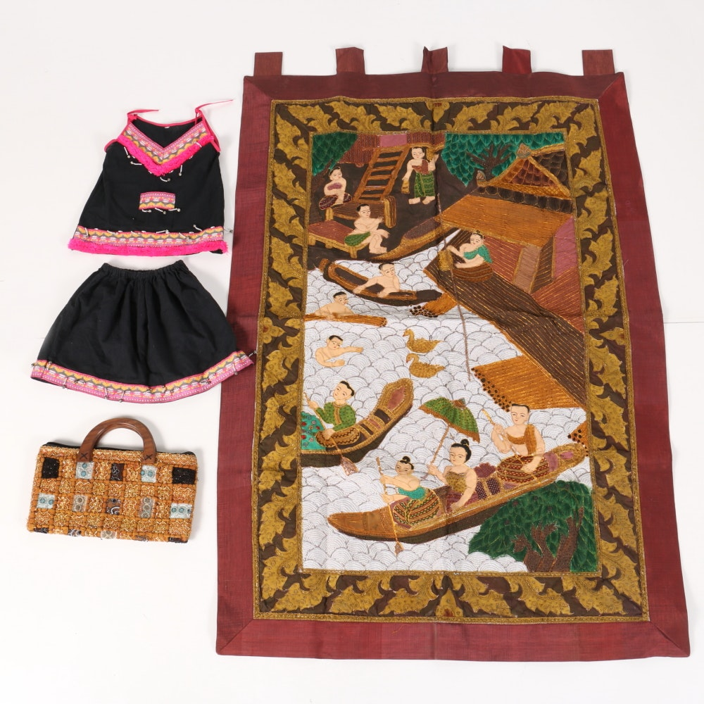 Collection of Thai Textiles
