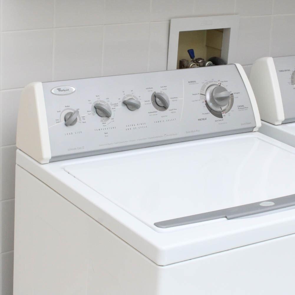 "whirlpool gold ""ultimate care ii"" washing machine : ebth"