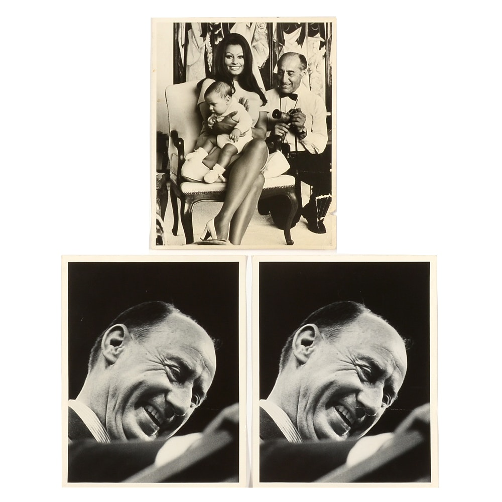 After Cornell Capa Reproduction Photographic Prints