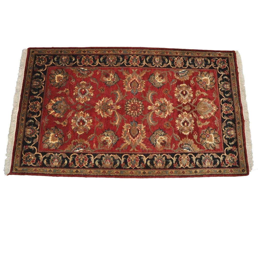 Handwoven Accent Rug