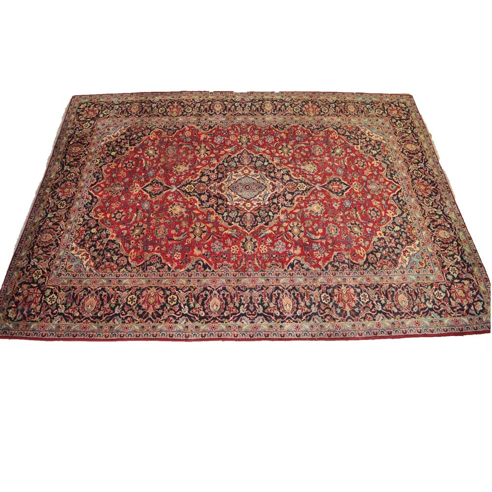 Persian Isfahan Style Area Rug