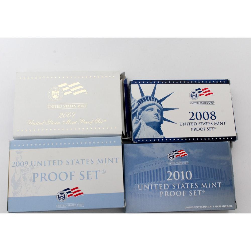 United States 2000's Mint Proof Sets