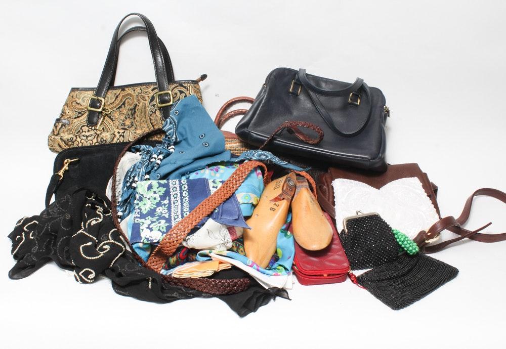 Vintage Women's Accessories Assortment