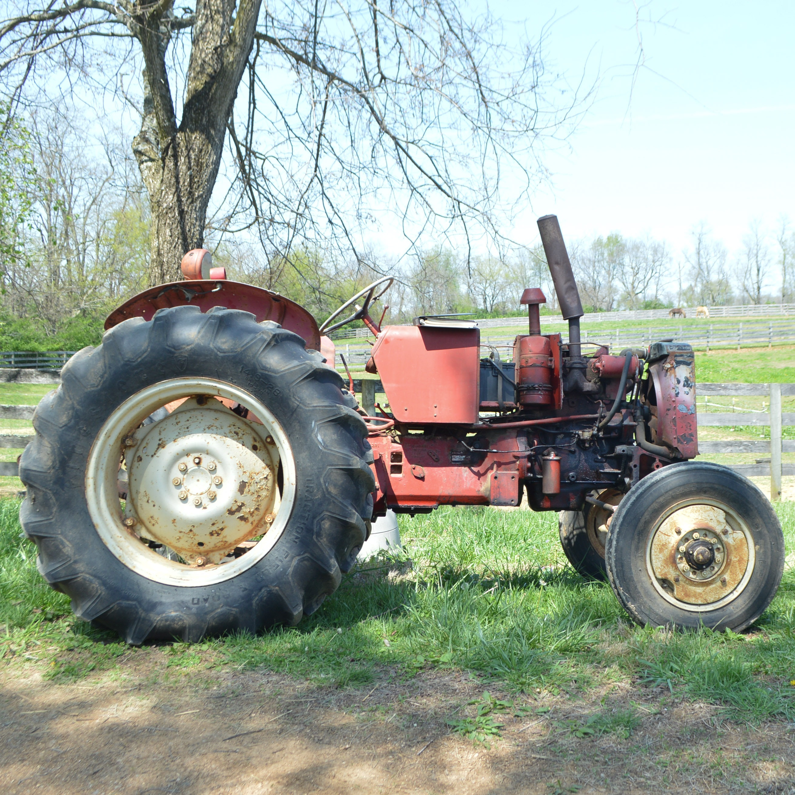 Early 1960s International Harvester Tractor