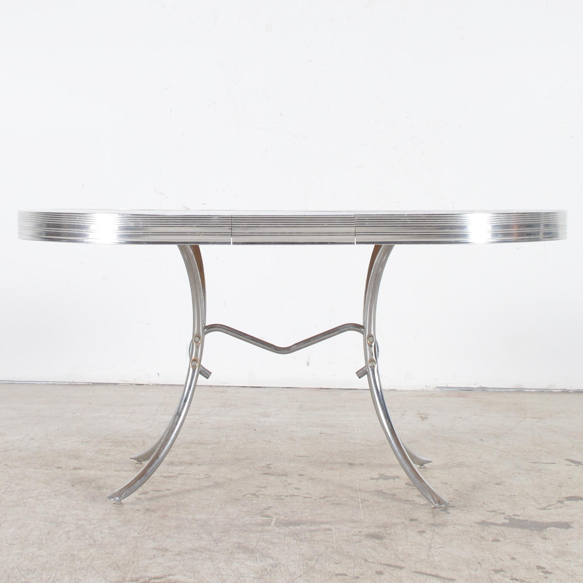 Mid-Century Kitchen Table