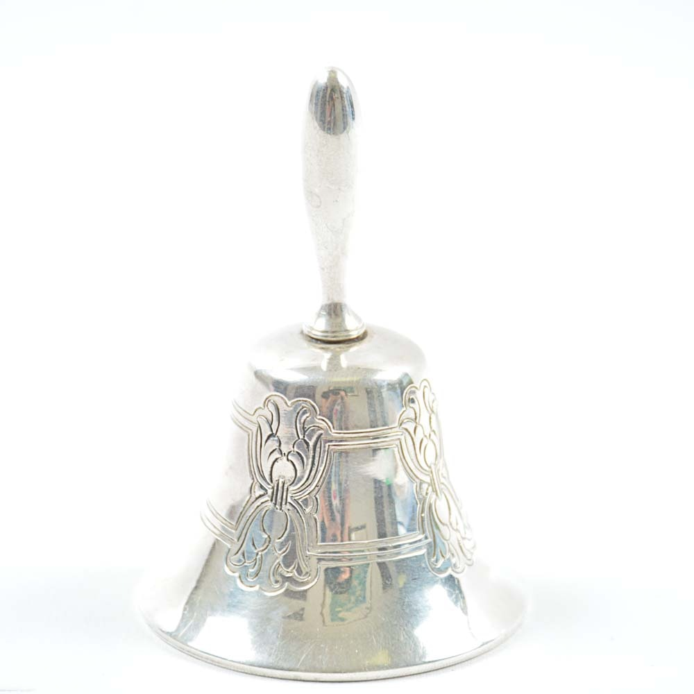 Tiffany & Co Sterling Silver Bell