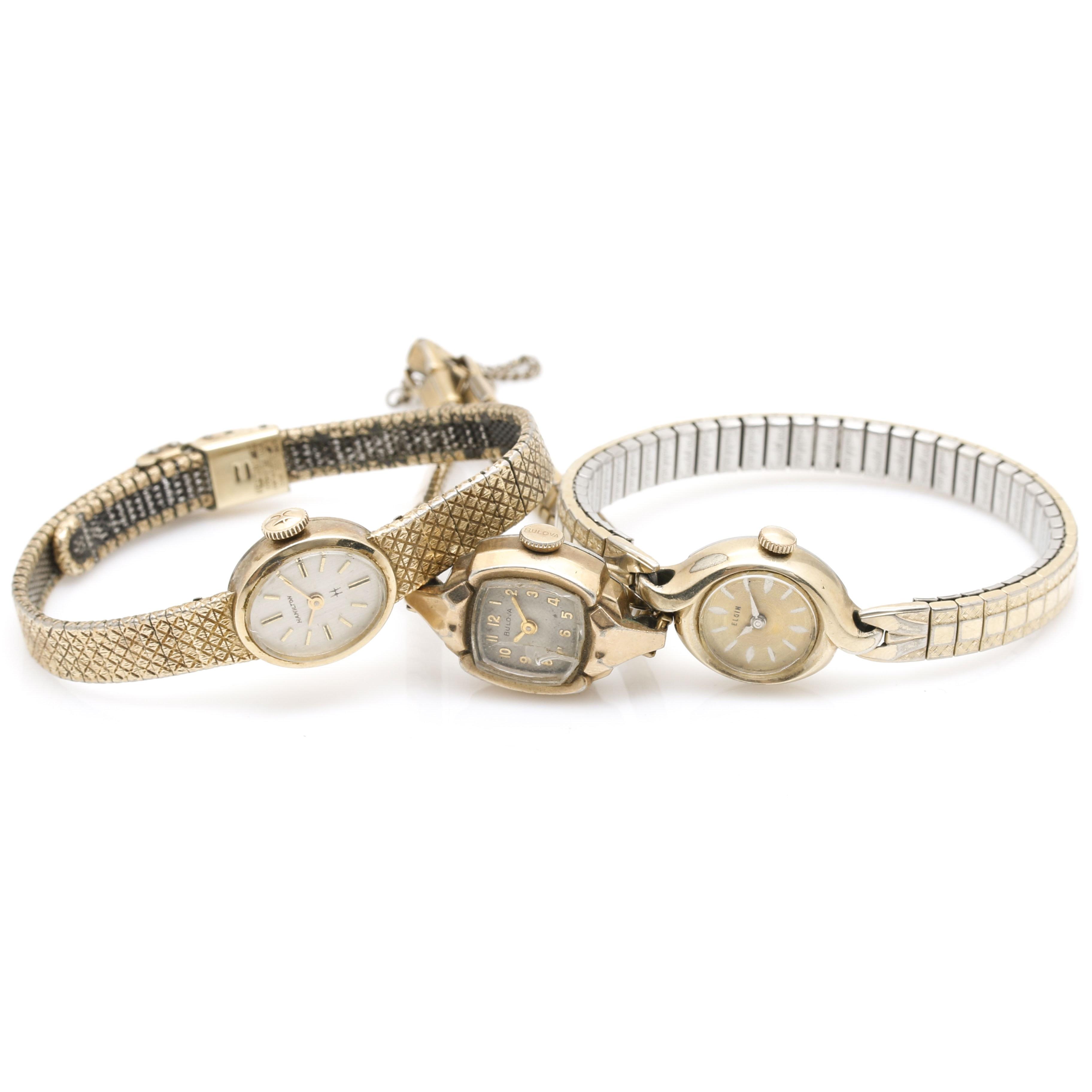 Wristwatches Including Bulova