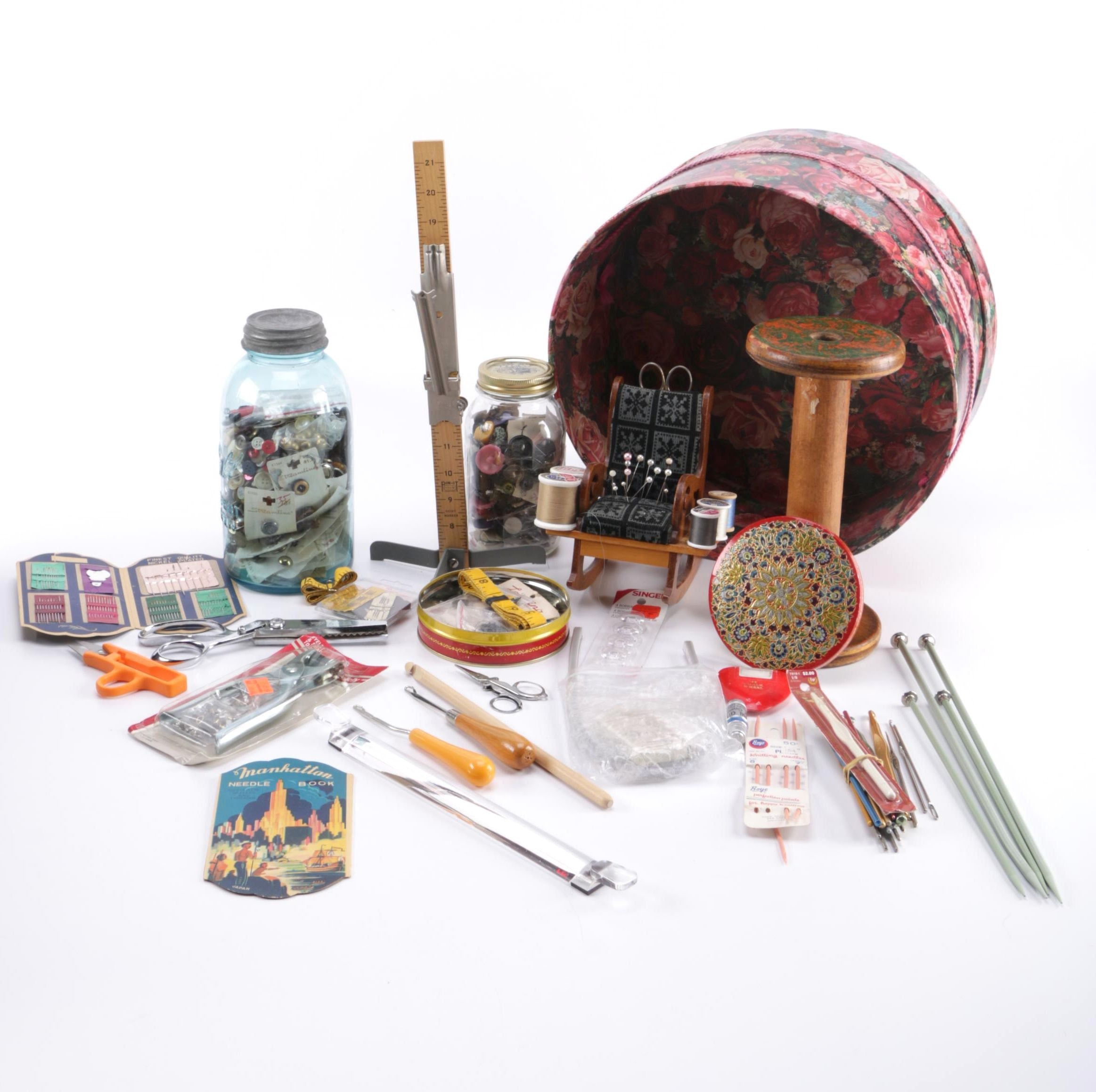 Sewing and Needlework Supplies