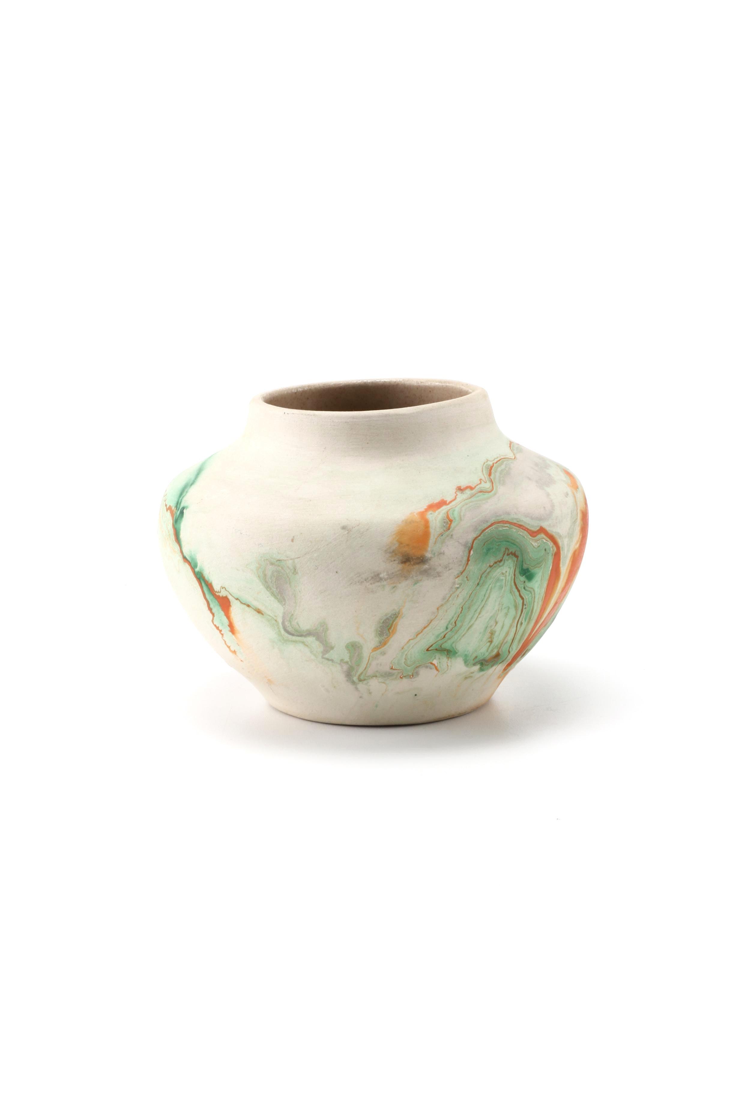 Nemadji Pottery Artisan Vase