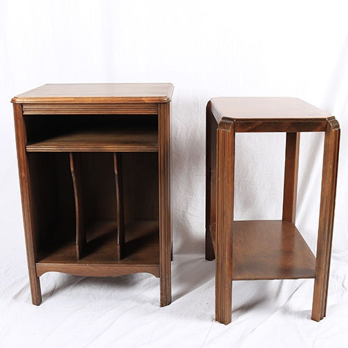 Art Deco Style  Side Table And End Table