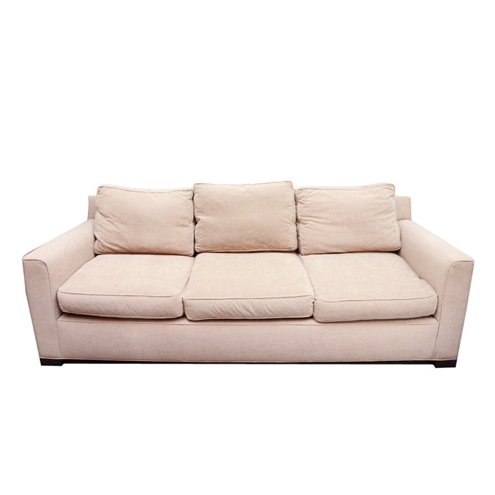 Crate & Barrel Sofa