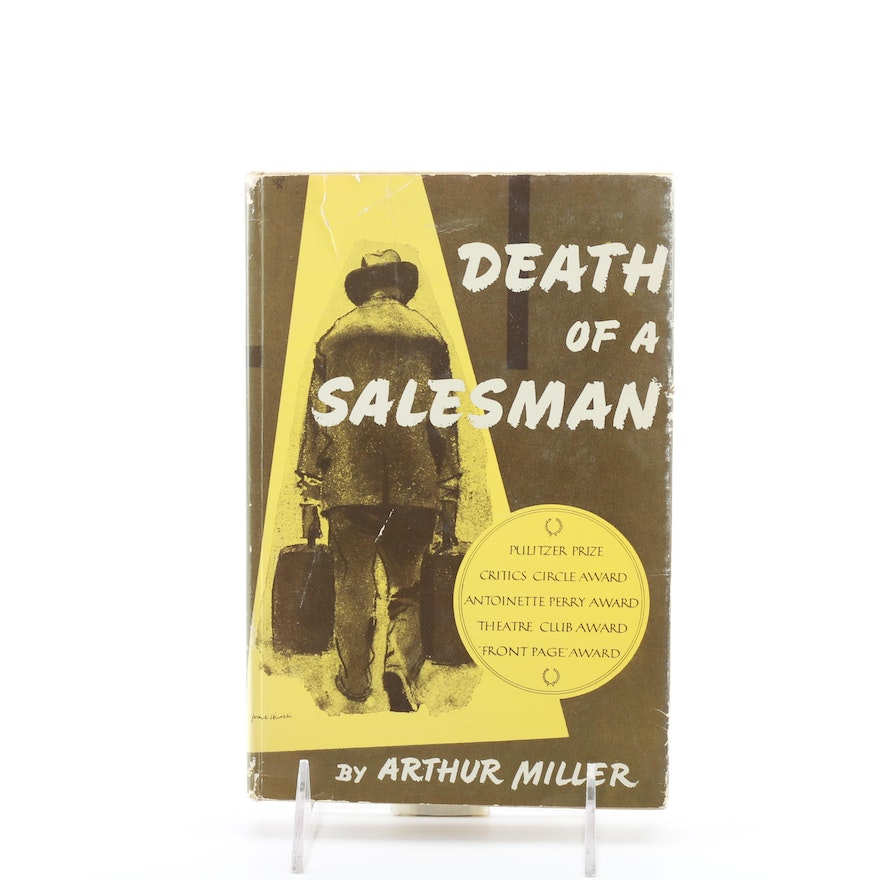 an analysis of suicide in death of a salesman by arthur miller Death of a salesman death of a  arthur miller has emerged as one of the most successful and  the fact that performances of death of a salesman have met.