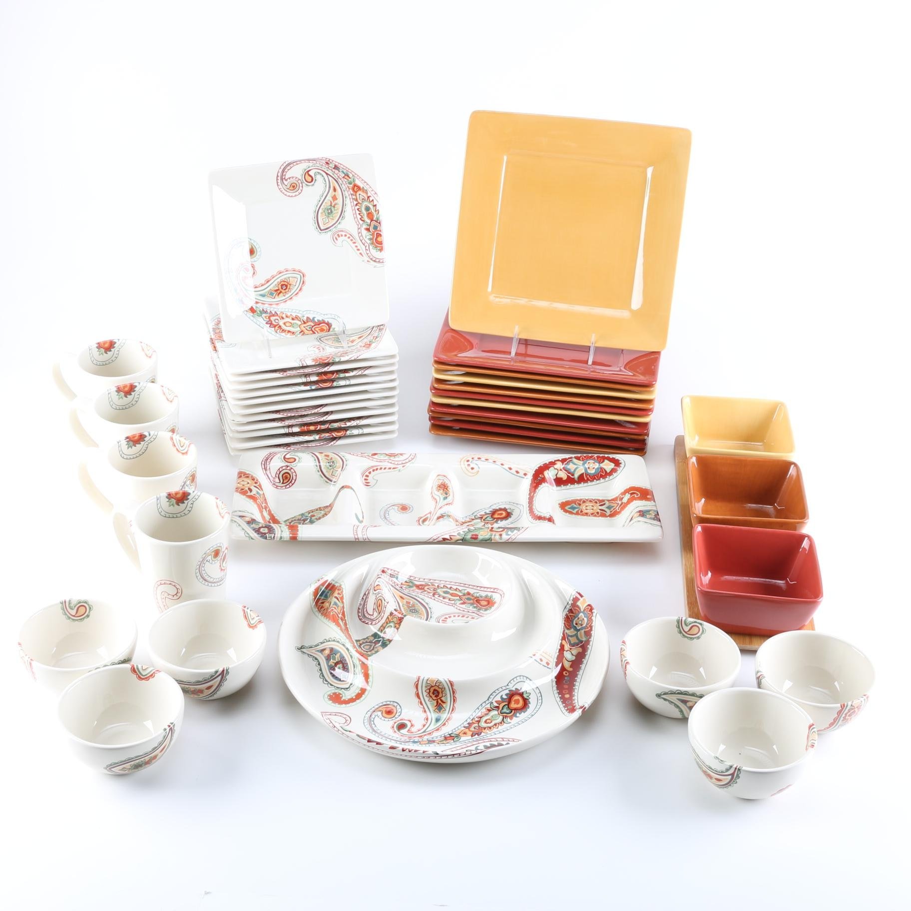 Tabletops Gallery Ceramic Dinnerware ...